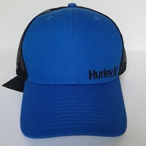 HURLEY CORP STAPLE Baseball Trucker Snapback Hats